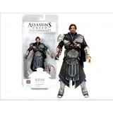 Neca Assassins Creed Brotherhood Ezio Onyx Assassin Unhooded
