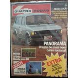 Revista Quatro Rodas 237 Abr/80 - Panorama Caravan Motos (a)