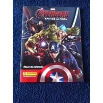 Album Completo Avengers Age Of Ultron De Panini