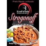 Strogonoff De Carne Liofilizado 2p - Liofoods Comida Liofili