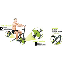 Body Crunch Evolution Original, Inova + Cool Sport De Regalo