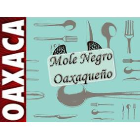 Mole Negro Tradicional Oaxaqueño