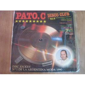 Pato C - Disco Club Vol 2 - Lp Vinilo Laferrere-ba