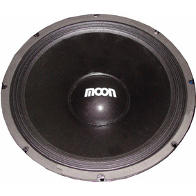 Parlante Woofer Moon 15 Pulgadas 400 Watts Cuotas S/int