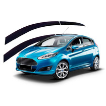 Calha De Chuva Ford New Fiesta Hatch - Novo Design