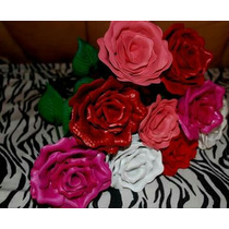 Rosas En Foami