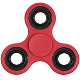 Fidget Hand Spinner Juguete Antiestres Ansiedad Rojo J1090
