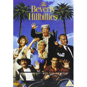 Dvd The Beverly Hillbillies / Los Beverly Ricos La Pelicula