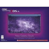 Galaxy -- Nintendo New 3ds Xl -- Galaxy Style