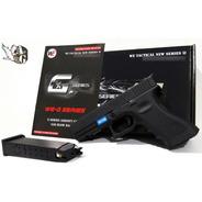Pistola Airsoft Glock 17 Gen3 Full Metal We
