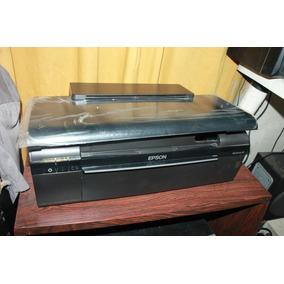 Impresora Epson Workforce 30, Sublimacion, Sistema Continuo