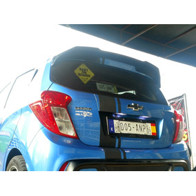 Kit Deportivo Chevrolet Spark Ng
