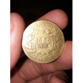 Moeda De 1000 Reis