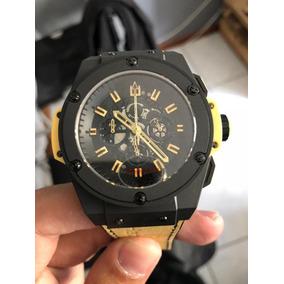 619b55b7c48 Relogio Hublot Geneve 704893 93 500 - Joias e Relógios em Minas ...