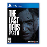 The Last Of Us Parte  2 - Playstation 4