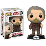Funko Pop Luke Skywalker (193) Star Wars Ep8