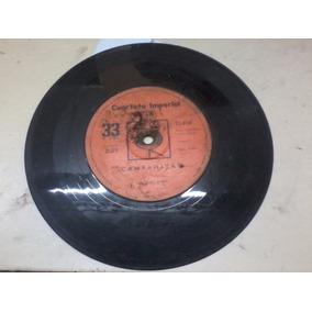 Disco Simple Vinilo Cbs 21810 Cuarteto Imperial Campanitas