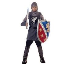 Disfraz De Caballero Medieval Historico Para Niños