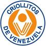Logo De Criollitos De Venezuela Bordado Beisbol