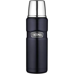 Thermos® King Botella De Acero Inoxidable Para Bebidas, 473