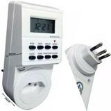 Timer Temporizador Digital 8 Programas - Bivolt-liga-desliga