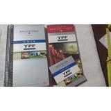 Guia Cartografica Ypf Argentina Con Cd + Bodegas Y Vinos