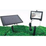 Led Solar Seguridad Con Sensor Iluminación Osl-2 Piscineria