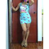 Conjuntos Barbie Hello Kitty Minnie Mouse Gatita Marie