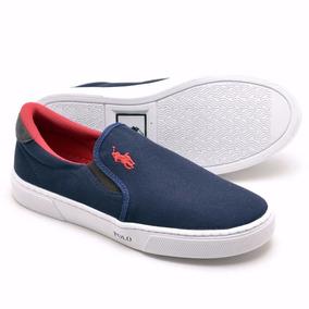 Sapatenis Sapato Masculino Polo Ralph Lauren