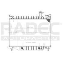 Radiador Chevrolet Trail Blazer 2004 V8 5.3/6.0l C/aire Auto