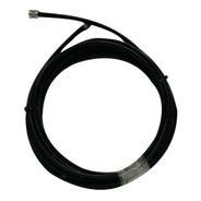 Cable Coaxil   Rgc213 X 25m Con Conectores  Nm/nm