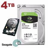 Hd Interno Desktop Seagate Sata3 4tb 4000gb Lacrado 5900rpm