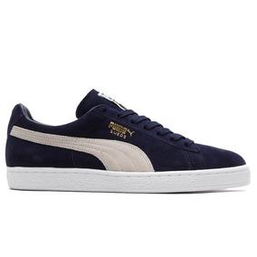 Puma Suede Classic Navy/bco