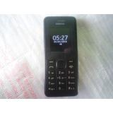 Telefono Celular Nokia 106.3 Con Linterna, Liberado