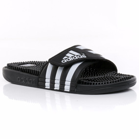 Chinela Adissage Black/black adidas