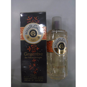 Perfume Gingembre Roger & Gallet Original 200ml