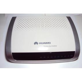 Roteador Modem Fibra Otica Huawei Acholife Hg850 - Sem Fonte