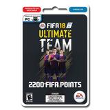 2200 Fifa Points Para Fifa 18 Pc Fut Ultimate Team Origin