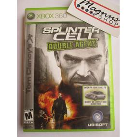Tom Clancys Splinter Cell Double Agent Para Xbox 360