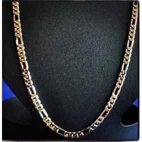 Cadena Cartier Laminado Oro 14k Garantía 2 Años