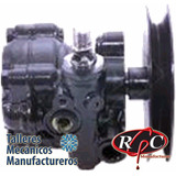 Bomba De Dirección Hidráulica Mitsubishi Montero V6cyl. 3.0l