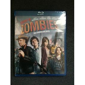 Tierra De Zombies ( Zombieland ) En Bluray Nuevo, Lbf