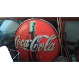 Cartel Quilmes Y Coca Cola