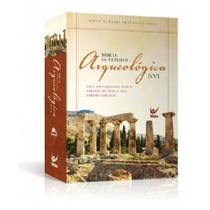 Bíblia De Estudo Arqueológica Capa Dura Nvi - Frete Grátis