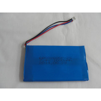 Bateria 7,4v 1600mah Dvd Portátil Vicini Vc6500