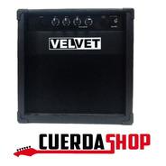 Amplificador Para Bajo De 30w Velvet Bax300