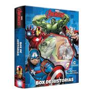 Box De Historias Vingadores 6 Livros Culturama Bonellihq C19