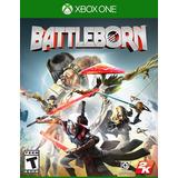 Videojuego Battleborn Xbox One 2k Nuevo Gearbox 2k Game