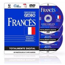 Frances Curso Completo Basico Ate Avançado Em Dvd