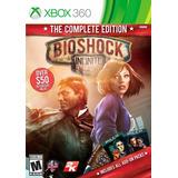 Bioshock Infinite Complete Xbox 360 Nuevo Citygame Ei